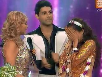 El Gran Show: Sebastián Lizarzaburu fue el primer eliminado