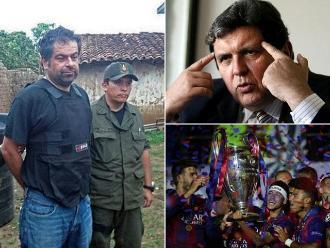 Resumen: Bolivia rechazó recompensa que ofreció Perú por Belaunde, García dice que en el