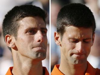 Roland Garros: Djokovic llora al no poder ganar el único Grand Slam que le falta