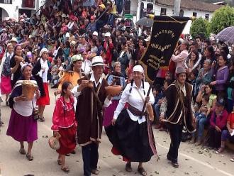 Chachapoyas: miles de personas gozan del Raymillacta