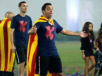 Xavi será presentado este jueves como nuevo jugador del Al-Sadd