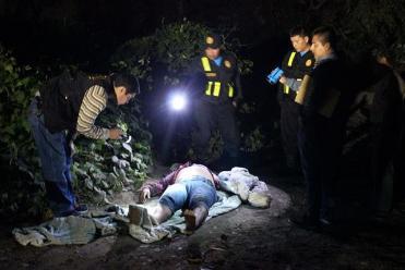 Áncash: seis asesinatos en menos de una semana en el Santa