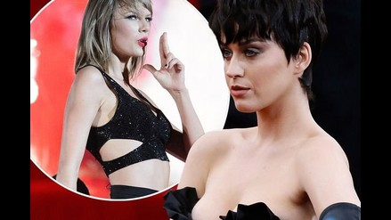 Katy Perry registra 1984 para una canción