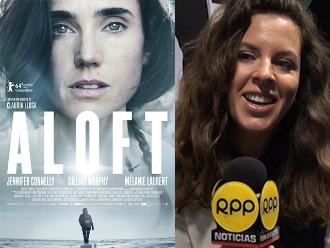 Aloft, la última película de Claudia Llosa