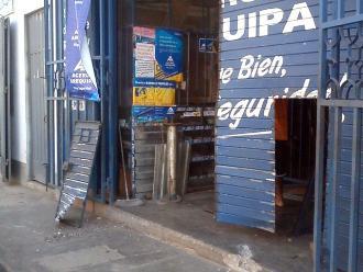 Huaral: extorsionadores detonan explosivos en negocio de empresario