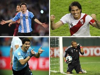 Copa América: El once ideal de Argentina 2011 ¿Cuál será el de 2015?