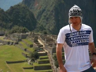 Fredy Granda vuelve para realizar 'Perú: dueños del paraíso'