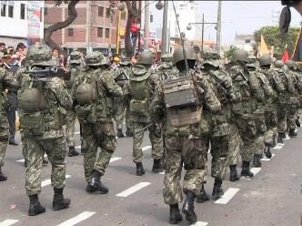 Trujillo: critican a Toledo por oponerse a que Ejército patrulle las calles