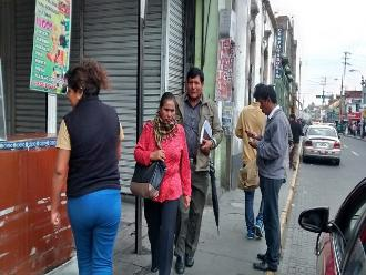 Temperaturas en la ciudad de Arequipa llegan a los 2 °C