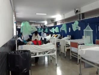 Casma: dos trabajadores de Salud se contagiaron con dengue
