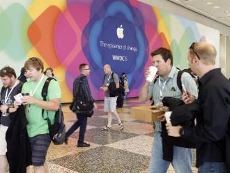 Apple anunció servicio musical y nuevas versiones del iOS