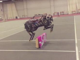 YouTube: robot Chita de MIT ahora puede ver y saltar obstáculos