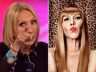 Laura Bozzo: esto dijo sobre fotos de la Tigresa del Oriente