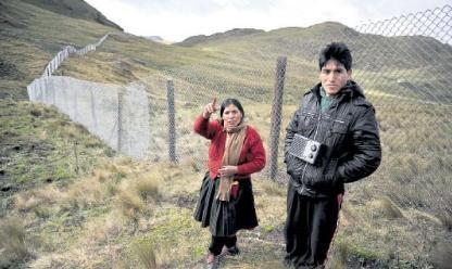 Cajamarca: Familia Chaupe exige derecho al libre tránsito