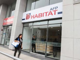 Las AFP se disputarán a 110 mil afiliados de Habitat hasta diciembre