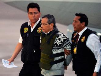Rodolfo Orellana ya fue trasladado a penal de Challapalca
