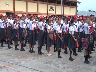 Yurimaguas: menor queda herido tras caer desde altura en su colegio