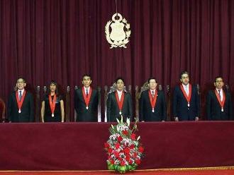 Ayacucho: le quitan la confianza a presidente de Corte Superior de Justicia