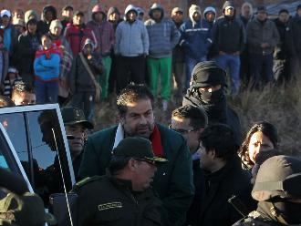 Belaunde Lossio: Defensoría del Pueblo hizo inspección a su celda en Ancón I