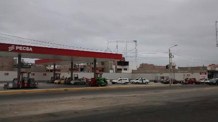 Denuncian que grifos restringen venta de GLP en Chimbote