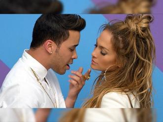 Prince Royce estrenó videoclip junto a Jennifer Lopez