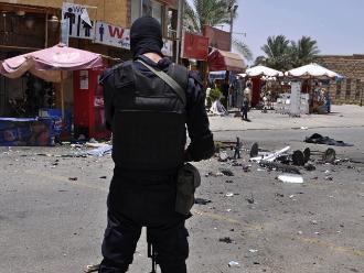 Egipto: 5 heridos en un ataque suicida en un templo de Luxor