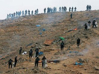 MVCS alista proyectos para frenar invasiones de terrenos del Estado