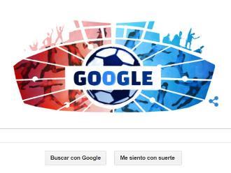 Google celebra el inicio de la Copa América con doodle