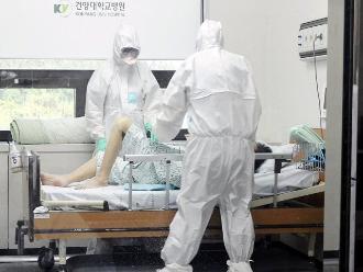 Corea del Sur: a 10 se eleva el número de muertes por el coronavirus