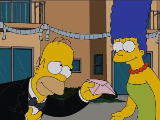 Los Simpsons: ¡Marge y Homero Simpson no se divorciarán!