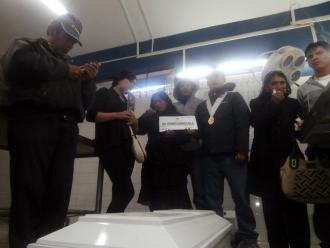 Huancavelica: entregan a familiares restos de víctima de violencia política
