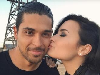 ¡Demi Lovato y Wilmer Valderrama están trabajando juntos!