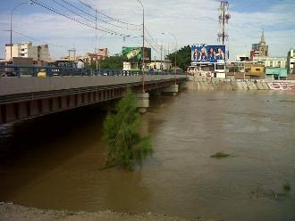 Unos 92 puntos críticos existen en el río Piura y Chira ante un FEN
