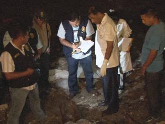 Huancayo: hallan muerto a bebé recién nacido en Chilca