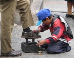 Cajamarca: reportan más casos de niños y adolescentes trabajando en calles