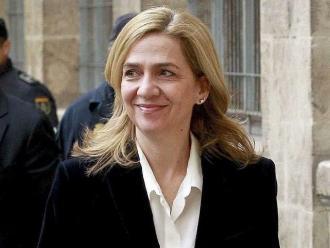 La Infanta Cristina ya no es más duquesa de Palma de Mallorca