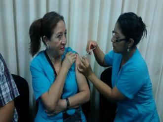 Piura: esperan aplicar 387 mil dosis de vacunas contra influenza