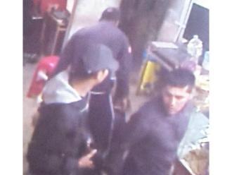 WhatsApp: cámaras de vigilancia captan asalto a cabina de internet en Ancón