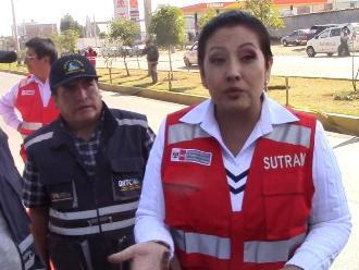 Huancayo: intervienen a buses informales en operativo Sutran