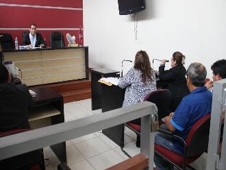 Lambayeque: confirman condena efectiva de cuatro años en caso Úcupe
