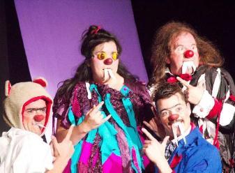 Trujillo  alistan III Festival Internacional de Clown e0fd1c200f252