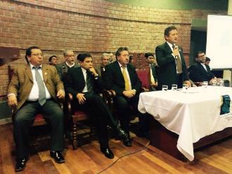 Cajamarca: presentan nueva estructura orgánica de la municipalidad