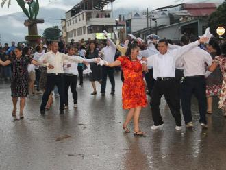 Yurimaguas: se inician las festividades por la fiesta de San Juan