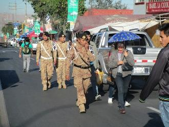 Arequipa: Ejército realizará acción cívica para población del Valle del Tambo