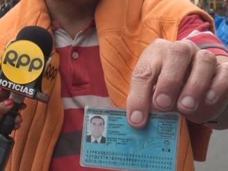 DNI: Miraflores, Barranco y San Isidro recibirán copias en sus casas
