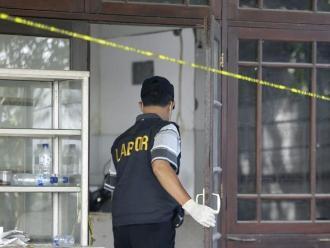 Dallas: sujeto dispara contra una comisaría y se da a la fuga