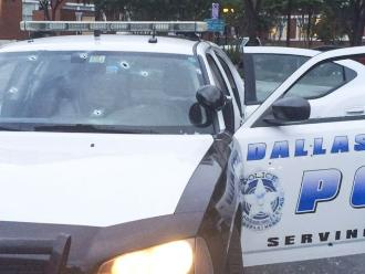 Dallas: abaten al supuesto autor del tiroteo contra comisaría