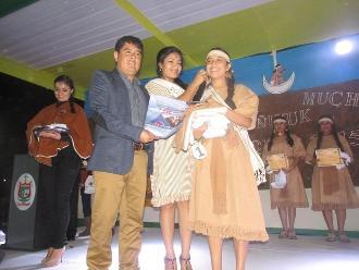 Lambayeque: se inició feria con elección de señorita Iñikut Reque Muchik