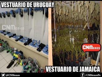 Copa América: Estos memes dejó el triunfo 1-0 de Uruguay sobre Jamaica