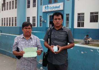 Denuncian falta de medicamento para pacientes con leucemia en EsSalud